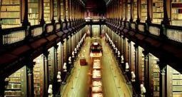 Trinity College library to enter technological age | Library of the Future | Scoop.it