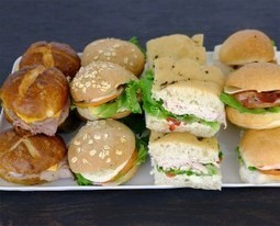 Buy Slider Sandwiches | Ingallina's Box Lunch Seattle | Box lunch | Scoop.it