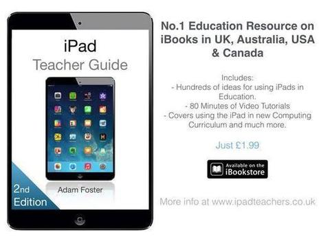 """iPad Teachers on Twitter: """"No.1 'iPad Teacher Guide' with 100s of #iPadEd Ideas, video tutorials & much more. Only £1.99 https://t.co/gHX5VHVqwW http://t.co/wm1sktrV4B"""" 