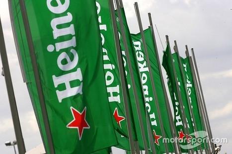Heineken confirme un partenariat de plusieurs années en F1 | Auto , mécaniques et sport automobiles | Scoop.it