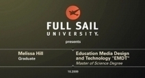 Full Sail University's Teacher Grant Asks: | 21st Century Tools for Teaching-People and Learners | Scoop.it