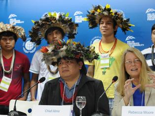 Google Earth lanza ''mapa cultural'' de indígenas en Amazonía brasileña :: El Informador | #GoogleEarth | Scoop.it