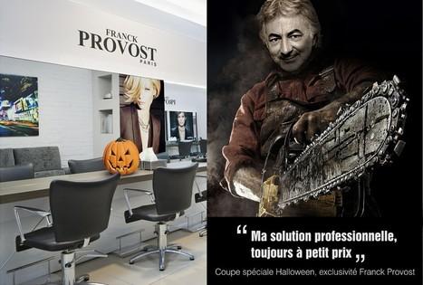 Franck Provost lance la coupe spéciale Halloween - Blog Idole   Humour et pub détounée   Scoop.it