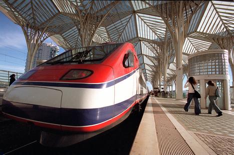 Governo estuda introdução de comboios estrangeiros na ligação Lisboa-Porto | Geographic information system | Scoop.it