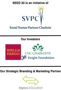 What is SEED20? | SEED20 from Social Venture Partners Charlotte | Empowered Entrepreneur | Scoop.it