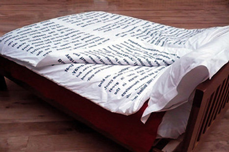 Bedtime Stories - Duvet Cover | Google Lit Trips: Reading About Reading | Scoop.it