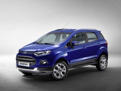 Ford uses Facebook to sell 500 EcoSport cars | Uk Motor Trade Professionals | Scoop.it