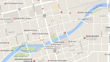 Use Location Based Reminders to Seek Out New Restaurants - Lifehacker | Urban eating | Scoop.it