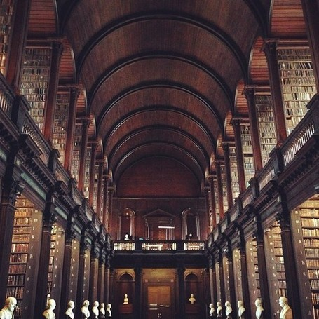 The World's Most Beautiful Libraries, as captured on Instagram #libraries #photos | The Information Professional | Scoop.it