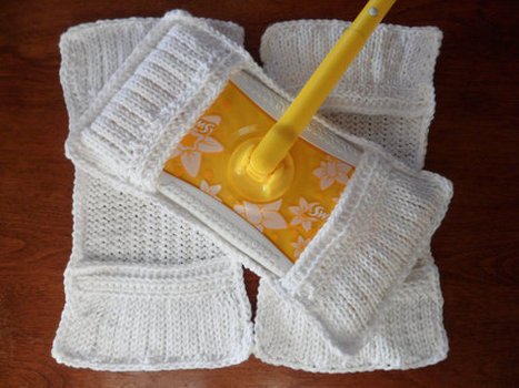 Eco Friendly Cotton Swiffer Covers | Vintage Living Today For A Future Tormorrow | Scoop.it