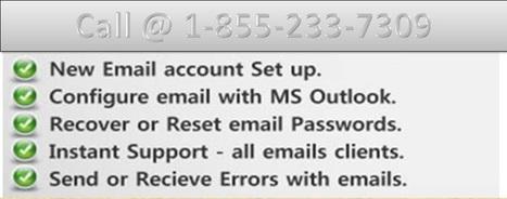 1-855-233-7309 Toll Free MSN Helpline Number Florida | Outlook Password Recovery | Scoop.it