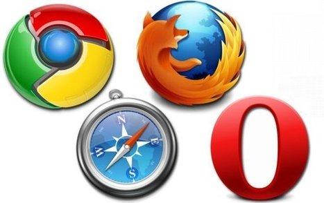 Alternativas a Chrome y Firefox | Scoop.it Ciência futurista artificial e natural | Scoop.it