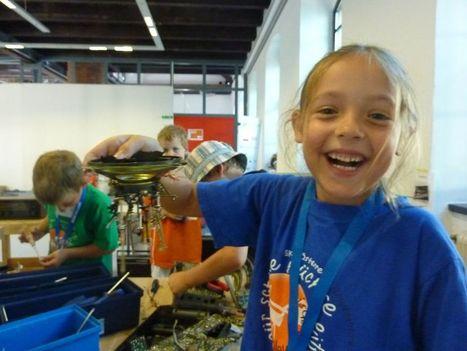 WKO-Zukunftsprojekt: Die Fachkräfte von morgen für Technik begeistern | KET - Kinder erleben Technik | Scoop.it