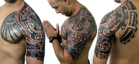 Maori Tattoo Art Significance - Tribal Tattoo Designs | Art Craft Collectibles & gifts ideas | Scoop.it