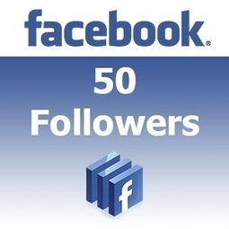 I will add 50+ Facebook Followers to your facebook account | easy-sweetdeals | Scoop.it