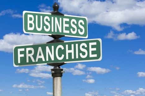 Franchise : trois secteurs où se lancer avec moins de 10 000 euros | Forum des commerces | Scoop.it