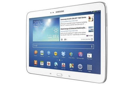 Samsung Galaxy Tab 3 Intel Tablet Unveiled | Samsung New Devices | Scoop.it