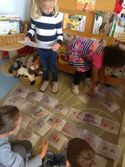 Wonders in Kindergarten: From lines to letters...the co-construction of our Alphabet Wall! | kindergarten news | Scoop.it