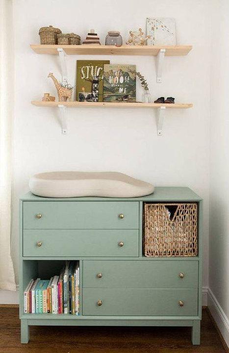 15 ideas para decorar las estanterías de los niños   Mil Ideas de Decoración   Decoración de interiores   Scoop.it