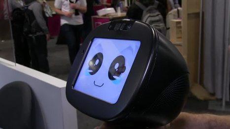 Buddy, le robot kawai qui vous suit partout | Une nouvelle civilisation de Robots | Scoop.it