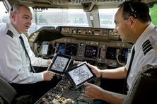 IPads Help Airlines Jettison Costly Paper | Kickin' Kickers | Scoop.it
