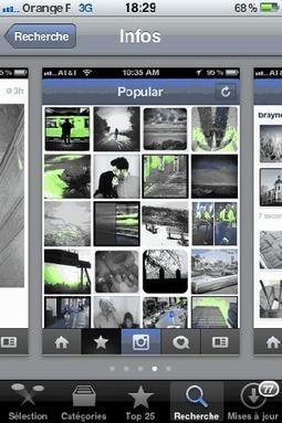 Instagram : les gagnants du rachat par Facebook - La Tribune.fr | E-marketeur dans tous ses états | Scoop.it