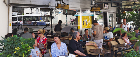 A Guide to Israel's Best Coffee Shops | Jewish Education Around the World | Scoop.it