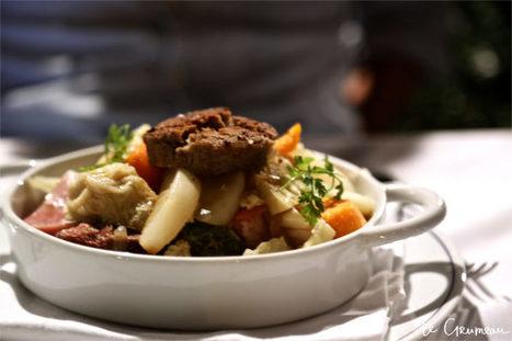L'Auberge du Roi Gradlon, un bon restaurant breton à Paris | miam! | Scoop.it
