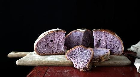 Le pain violet, le nouveau super-aliment ? | Food trends | Scoop.it