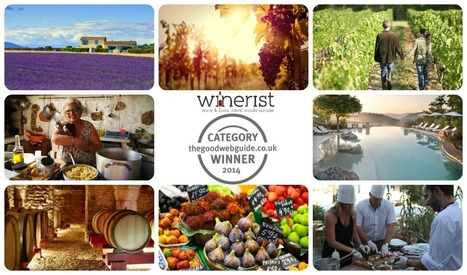 Winerist Wins Travel Website of the Year! | Blog | Winerist | Wine Travel | Scoop.it