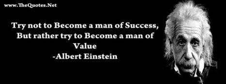 Facebook Cover Image - Albert Einstein Quote - TheQuotes.Net | Facebook Cover Photos | Scoop.it