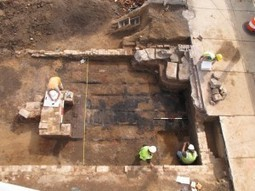 City courthouse dig tells Civil War story | Archaeology News | Scoop.it