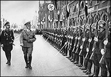 BBC - GCSE Bitesize - Germany in transition, c.1929-1947 | Hitler Stalin | Scoop.it