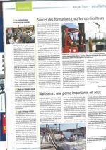 Article Presse Pescatourisme | Le Bassin d'Arcachon | Scoop.it