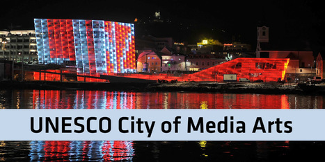 Linz Has Been Named UNESCO City of Media Arts - #mediaart | Art contemporain, photo & multimédias | Scoop.it