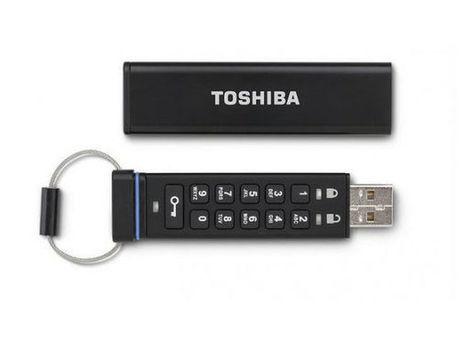 Toshiba met des claviers sur ses clés USB | Machines Pensantes | Scoop.it