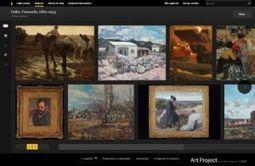 El arte argentino llegó al museo virtual de Google - Suplemento Estilo - Diario Los Andes | H.Scocco | Scoop.it