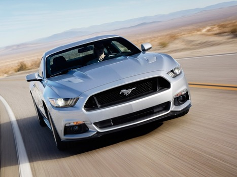 New Pony stampedes to best Nov sales since 2006! | Mikes Auto News | Scoop.it