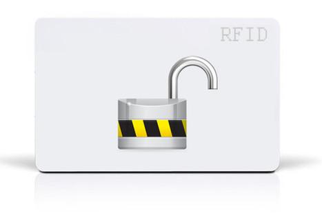 Hacking : Comment cloner une carte RFID ? | Nasjoe Interest | Scoop.it