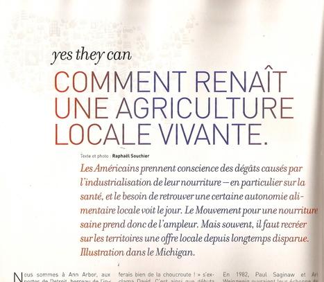 A lire dans le magazine Kaizen n°3 (Juillet-août) | Locavore | Manger Juste & Local | Scoop.it