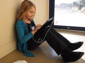 Etnografía digital: lectores jóvenes y iPad | The Ischool library learningland | Scoop.it