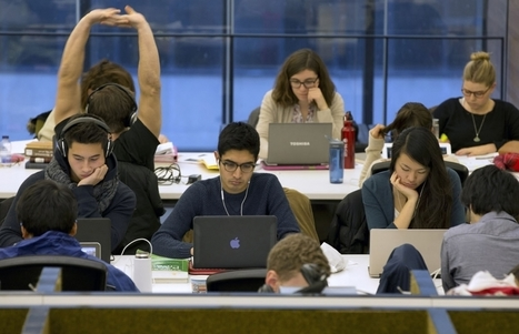Universités - Bibliothèques en crise d'identité | Archivance - Miscellanées | Scoop.it