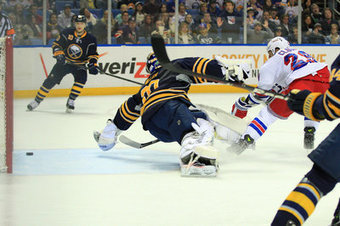 Sabres vs. Rangers Recap: Buffalo Eliminated From Playoff Hunt ... | buffalony | Scoop.it