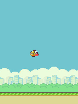 Flappy Bird Arrives Via HTML5   Ubergizmo   Anyone Can Do It!   Scoop.it