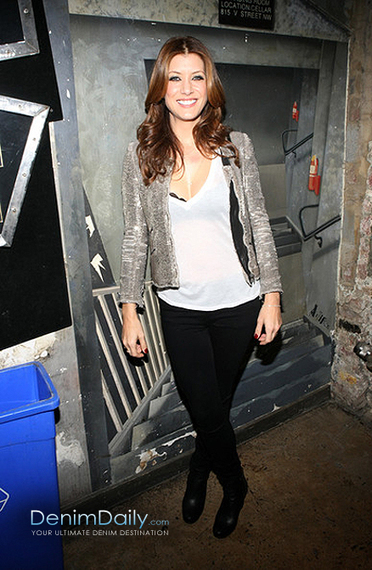 Kate Walsh In COH Jeans | Denim Daily | Denim Daily | Scoop.it