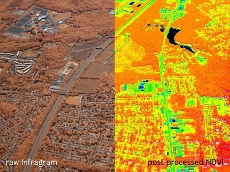 Infragram: online infrared image analysis | Remote Sensing and 3D Modeling | Scoop.it