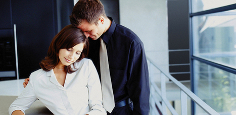 L'amour au bureau, c'est bon pour le travail !   Un peu de tout et de rien ...   Scoop.it