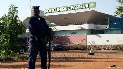 Mali releases UN peacekeepers from Ebola quarantine - Deutsche Welle | CLOVER ENTERPRISES ''THE ENTERTAINMENT OF CHOICE'' | Scoop.it