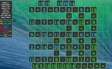 Scrabble Maths, un excelente recurso para #gamificar el trabajo con operaciones combinadas | MatemáTICas: 1,1,2,3,5,8,13,… | EDUDIARI 2.0 DE jluisbloc | Scoop.it
