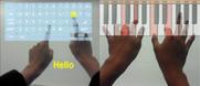 Gafas inteligentes con teclado virtual de texto y de piano | Recursos didácticos y materiales para la formación del profesorado. Servicio de Innovación y Formación del Profesorado | Scoop.it
